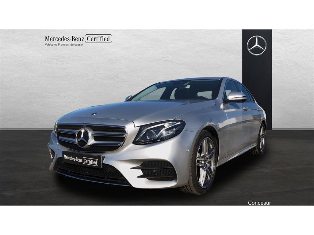 Mercedes Benz Clase E ocasión segunda mano 2019 Diésel por 39.900€ en Sevilla