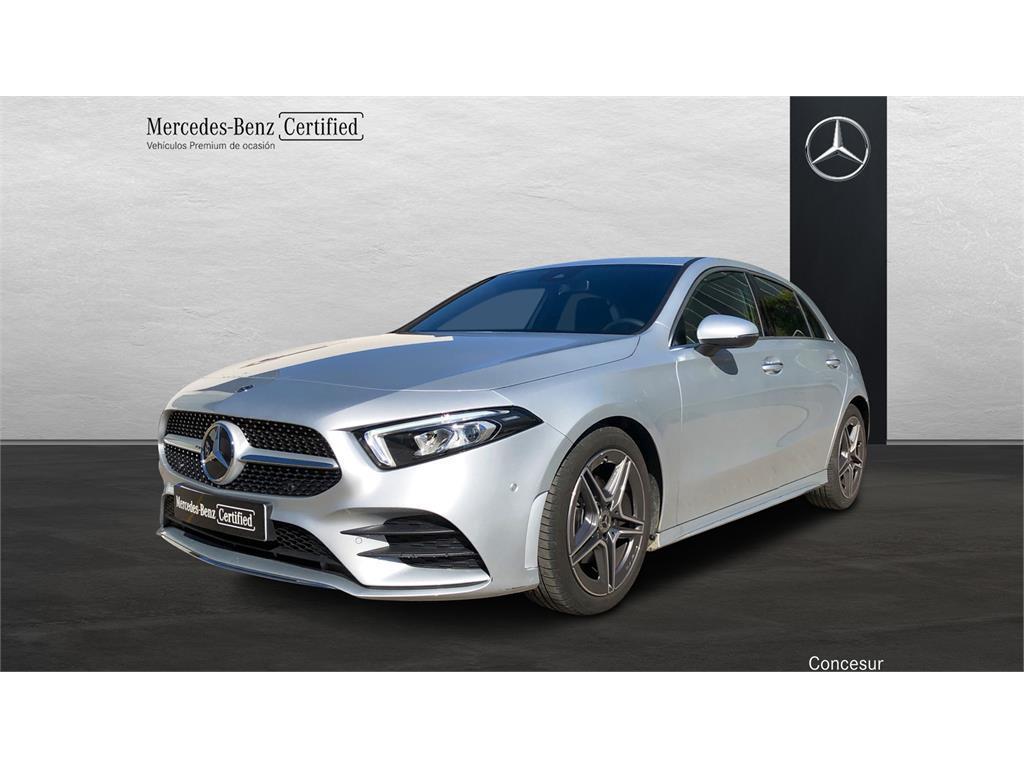 Mercedes Benz Clase A ocasión segunda mano 2020 Diésel por 29.900€ en Sevilla