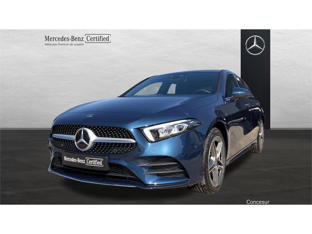 Mercedes Benz Clase A ocasión segunda mano 2020 Híbrido por 33.900€ en Sevilla