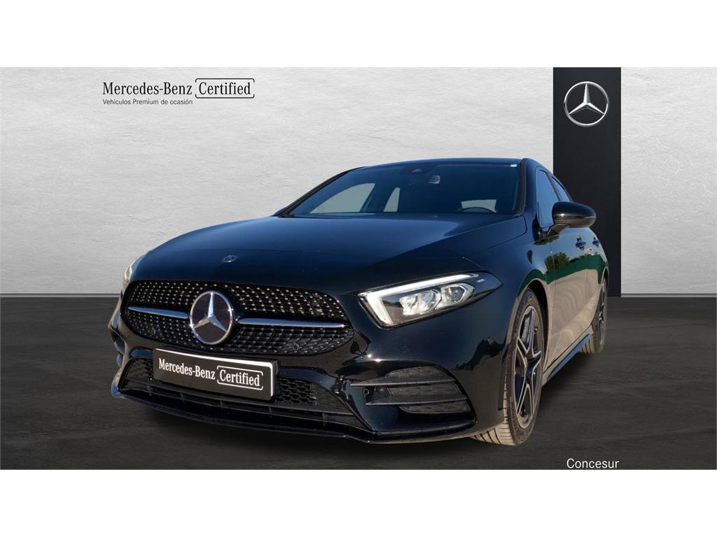Mercedes Benz Clase A ocasión segunda mano 2020 Gasolina por 30.890€ en Sevilla